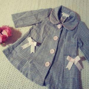 Bonnie Baby Light Coat Size 12 Months